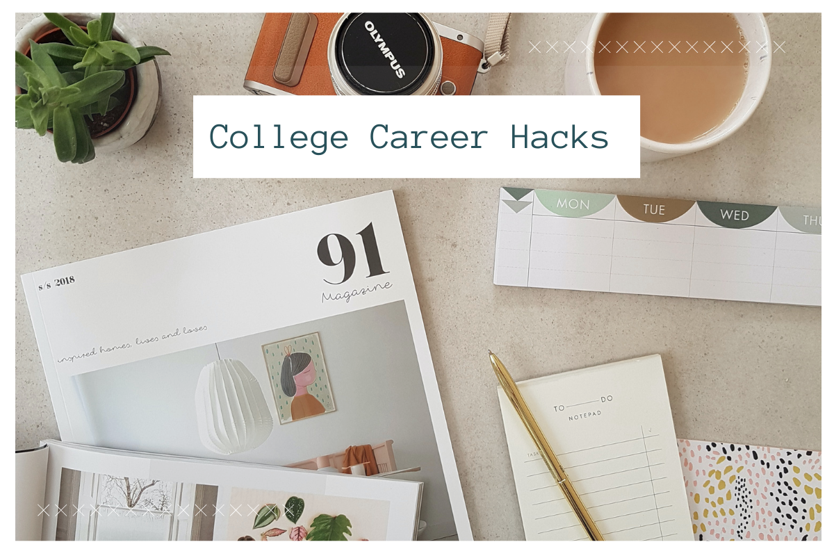 college life hacks blog