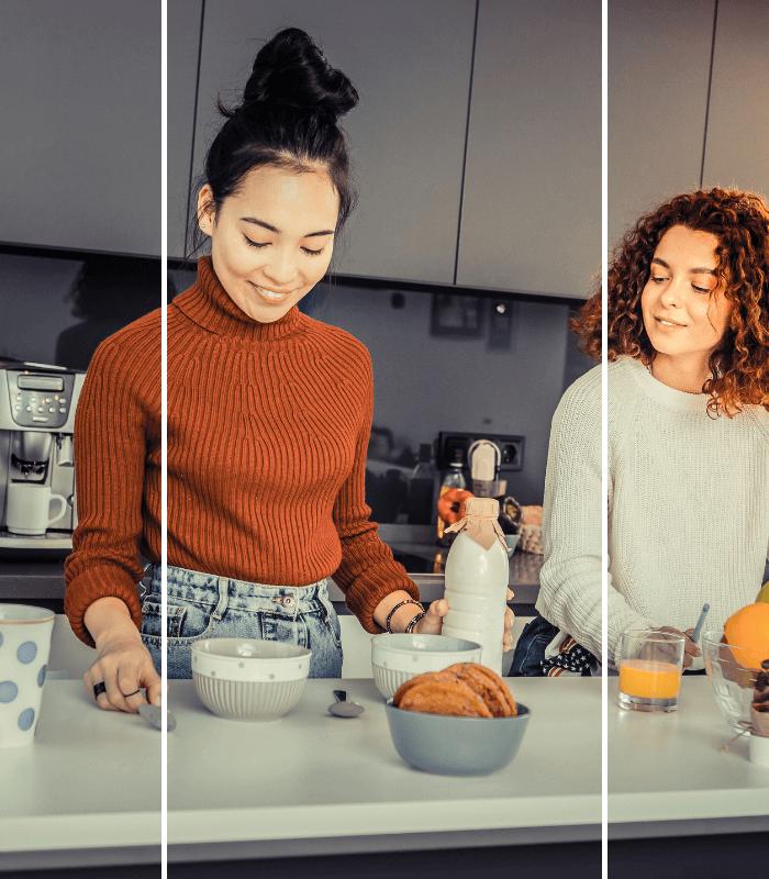 29 College Dorm Kitchen Essentials Freshmen Need in 2021