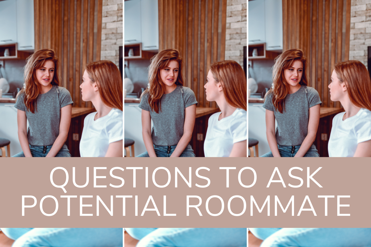 questions to ask your roommate